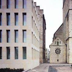 Max Dudler Architekt - Diözesanbibliothek Münster