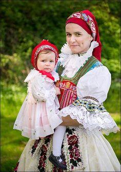 Prague, Costume Ethnique, Costumes Around The World, Art Populaire, Beautiful Costumes, Folk Fashion, Folk Costume, Beautiful Patterns, Traditional Dresses