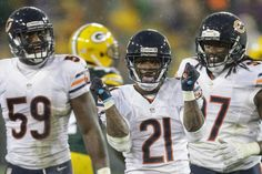 Need Week 13 #FantasyFootball advice? Here are the 3 #Bears to start and the 3 to sit this week against San Fran http://abt.cm/1YMkgm0