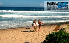 PAWA Junior Pro Surf Clinic Puerto Rico - Day 1 #pawasurfclinic #pawasurf