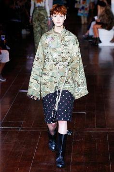 Natasha Zinko Spring 2018 Ready-to-Wear  Fashion Show