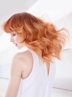 orange hair 2015