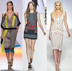 Spring 2012′s Top Fashion Trends/Summer 2012 Fashion