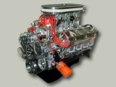 ford 351 windsor | Ford Racing 351W/374ci/427ci/460ci Stroker engines. Ford Stroker ...