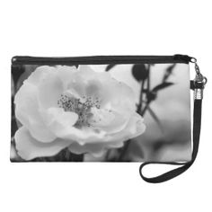 By No Other Name, Rose Bag Wristlet Clutches