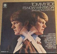 Tommy Roe It's Now Winters Day Vinyl Mono Pop Rock by RASVINYL