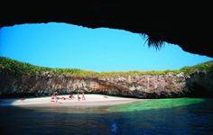 México abrirá en septiembre las paradisíacas Islas Marietas al turismo - http://www.vistoenlosperiodicos.com/mexico-abrira-en-septiembre-las-paradisiacas-islas-marietas-al-turismo/