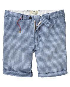 chino short. by scotch & soda.  #clothing #men #apparel #shorts