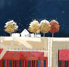 Dionne SIEVEWRIGHT-Autumn Oaks