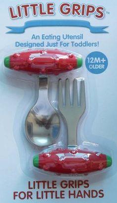 Little Grips - Eating Utensil Designed Just for Toddlers! by Idea Blvd, http://www.amazon.com/dp/B003LL9BJQ/ref=cm_sw_r_pi_dp_I0fnqb0CG43HV