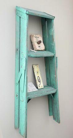 vintage step ladder...