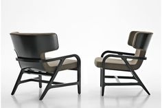 Fulgens Armchair by Antonio Citterio for Maxalto | Space Furniture