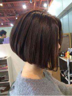 Haircuts Straight Hair, Short Bob Hairstyles, Short Hair Cuts, Cool Hairstyles, Medium Hair Styles, Curly Hair Styles, Great Hair, Hair Looks, Hair Trends