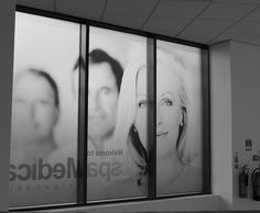 Window Graphics....maximize the windows from the street view....