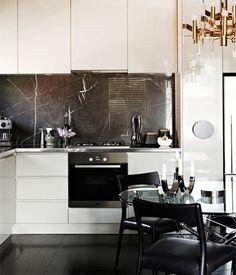 Doing up a Masculine kitchen #kitchen #masculine #masculinekitchen #masculinedesign #masculinedecor #masculinekitchendecor
