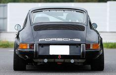'73 911T|901|カスタムギャラリー|The Garage Works │ 空冷モデルをメインとするポルシェ専門店「ザ・ガレージワークス」
