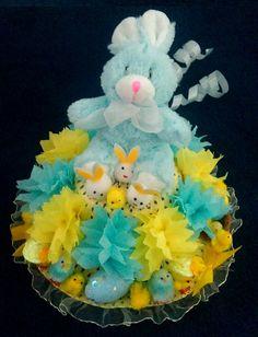 Easter Bonnet — (683x900) Easter, Easter Activities