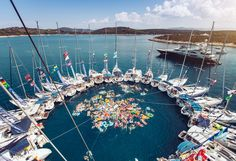 The Official Guide to All 6 Yacht Weeks. Italy. Greece. Thailand. British virgin islands