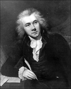 William Wilberforce was born on August 24, 1759 and served in Parliament from 1780 to 1825.  He considered his options, including the clergy, and was persuaded by Christian friends that his calling was to serve God through politics. He was a major supporter of programs for popular education, overseas missions, parliamentary reform, and religious liberty. He is best known, however, for his untiring commitment to the abolition of slavery and the slave trade.