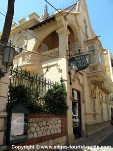Independent Review of El Xalet Hotel, Sitges, Spain