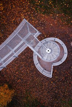 Viewing Platform   Bonsecours, Belgium   Architects Arcadus Péruwelz, Stéphane Meyrant   photo by Serge Brison