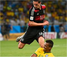 2014 #FIFAWORLDCUP - 1ST SEMI FINAL - #BRAZIL VS #GERMANY MATCH RESULT #bravsger  http://football.chdcaprofessionals.com/2014/07/2014-fifa-world-cup-1st-semi-final.html