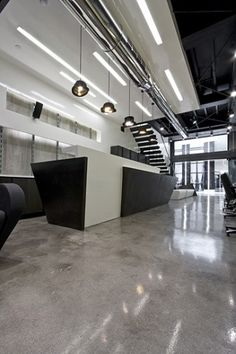 retail salon hairdresser space interior ideas