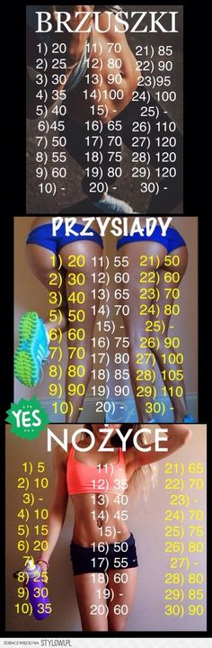 Koktail z kiwi.Wprowadź go do jadłospisu i GUB CENTYM… na Stylowi. Squat Challenge, Plank Workout, Fitness Planner, Yoga Routine, Perfect Body, Excercise, Better Life, Personal Trainer, Body Care