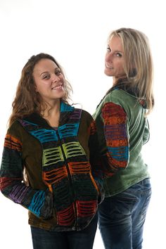 Ethnic Himalayan Hoodie. Lined for extra warmth. #funkyhippiehoodie #himalayanhandmades