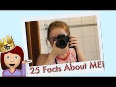 25 Facts About Me | RockSand - YouTube