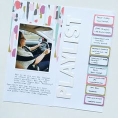 Driving playlist by lisafisa at Studio Calico