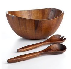 5 Large Wooden Salad Bowls — Product Roundup | The Kitchn