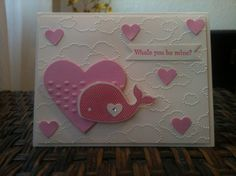 Whale you be mine?@Linda Lumpkin.@Carrie Jones