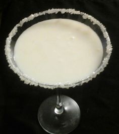 Snowfall Martini annefretz.blogspot.com The Recipe; To Be Or Not To Be