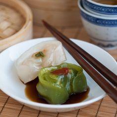 Dim Sum Recipe #3: Ha Gao Dumplings | Thirsty for Tea