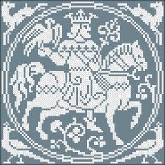 Image result for cross stitch medieval owl