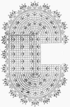 Crochet Art: Crochet Lace Doily - Beautiful Oval Doily ❤️LCD-MRS❤️ with diagram Crochet Doily Diagram, Crochet Lace Edging, Crochet Doily Patterns, Filet Crochet, Thread Crochet, Crochet Designs, Crochet Shawl, Crochet Table Runner, Crochet Tablecloth