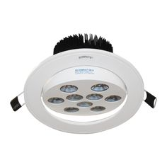 11W-Power spot LED Round 9 LED of 1W each