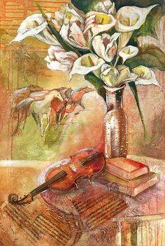 Magic-Horses by Lena Sotskova*