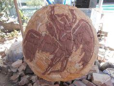 #calthestoner #stonemason #art #design #bespoke #ledzppelin #stoneart Outdoor Sculpture, Natural Stones, Bespoke, Sculptures, Artisan, Indoor, Design, Home Decor, Interior