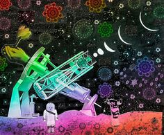 This artwork and many more available at the Larry Carlson Store. - http://larrycarlson.bigcartel.com