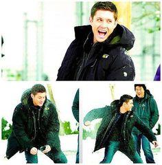 Dean Winchester ... :) can I marry him? Jensen Ackles ... Supernatural