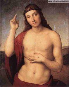 Christ Blessing Bernini
