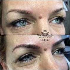 Derma-Art Natural Brows•permanentmakeup•BrisaArt•www.brisaart.hu
