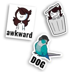 Buy Jaiden Sticker Pack today at IWOOT, at a great price. Get great gifts, with FREE delivery available.