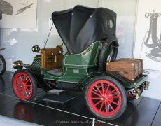Adler 4.5PS Motorwagen 1900-1903