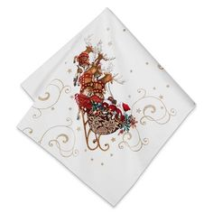 'Twas the Night Napkins, Set of 4 #williamssonoma    Click the picture to buy directly or To underwrite click here: www.ashmi.org/...
