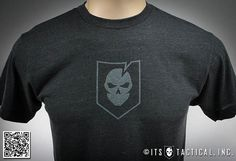 ITS Tactical Subdued Logo T's 01 by ITS Tactical, via Flickr