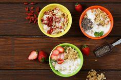RECEPT: Obľúbená ovsená kaša s jahodami bez varenia via @akademiakrasy