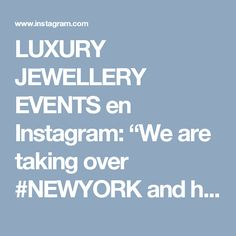 """LUXURY JEWELLERY EVENTS en Instagram: """"We are taking over #NEWYORK and here are our favorite pieces! @vintagesignedjewels amazing selection of #JAR pieces were a treat to see in person and feel the craftsmanship! #YafaSignedJewels #VintageSignedJewels #ChampagneDiamondsTakeOverNewYork #NewYorkTakeOver #Luxury #Diamonds #HighJewelry #LuxuryJewelleryEvents"""""""